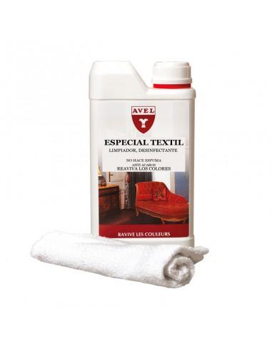 Limpiador Especial Textil Avel 500ml